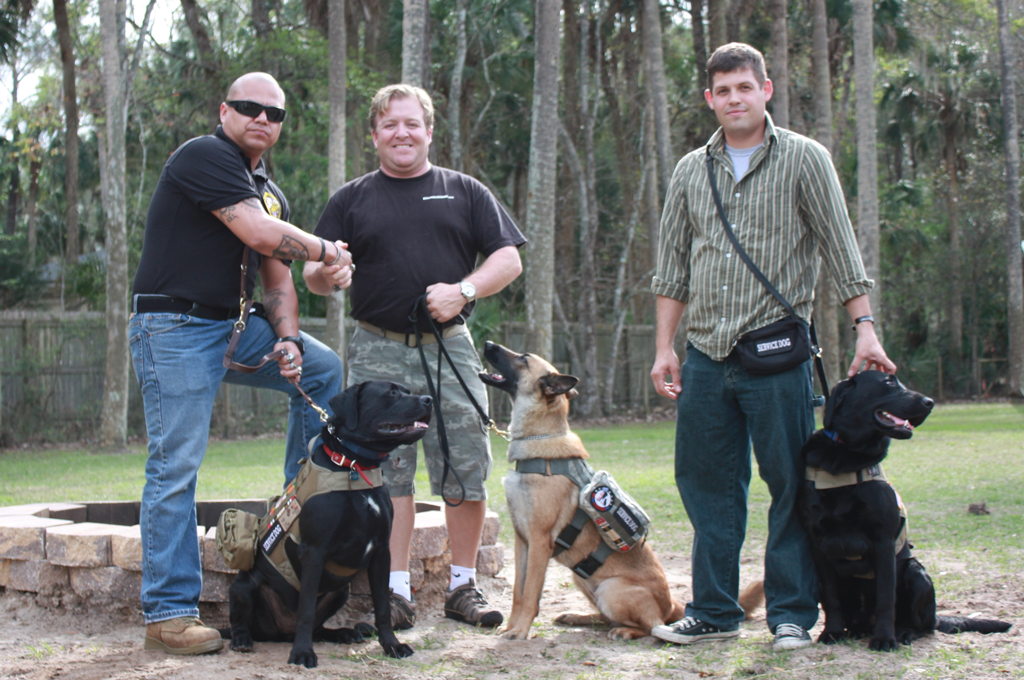 2014 Riding into History Charity - K9s for Warriors