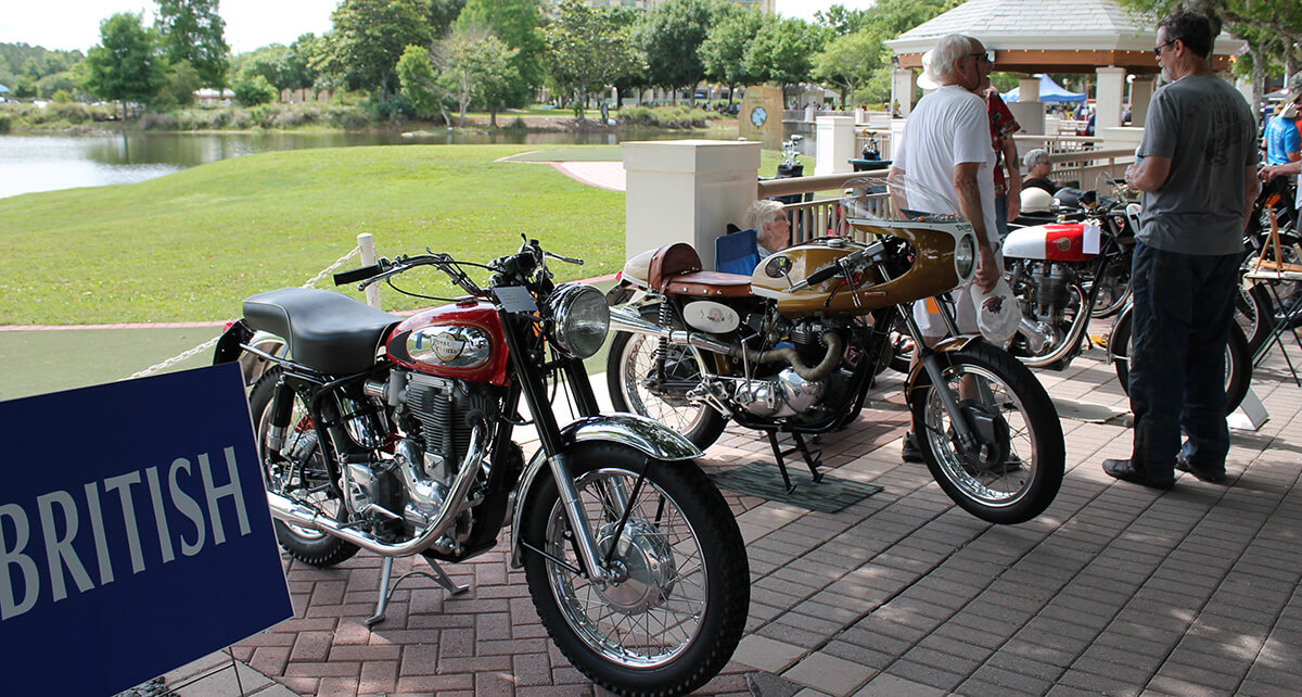 Featured Marque: Brilliant British Bikes