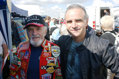 Yvon & Miguel Duhamel, Riding into History